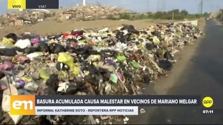 Toneladas de basura siguen contaminando Villa María del Triunfo