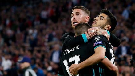 Real Madrid le volteó el partido al Bayern y sueña con la final de la Champions