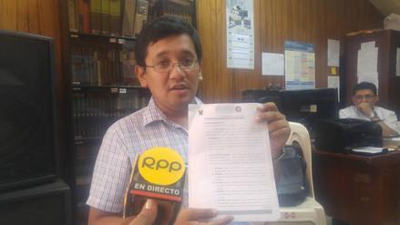 Ocma abrió investigación a presidente de la Corte de Justicia de Lambayeque