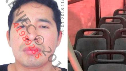 Capturan a presunto agresor de mujer quemada en Miraflores