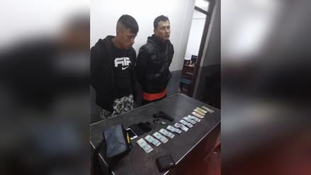 PNP de Chiclayo captura a presuntos marcas que robaron 20 mil soles
