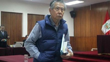 Fiscal ordena denunciar a Fujimori y exministros por esterilizaciones forzadas