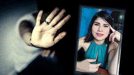 Eyvi Liset Agreda, una de las más de 80 víctimas de tentativa de feminicidio en lo que va del 2018