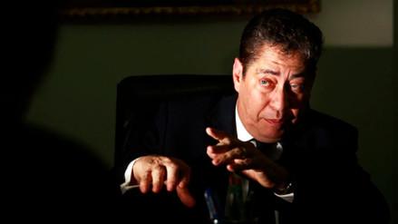 Eloy Espinosa-Saldaña espera que la Fiscalía respete decisión del TC sobre Ollanta Humala