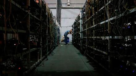 Policía de China incautó 600 computadoras usadas para la minería de bitcoin