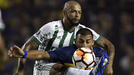 Mira los goles de la victoria 2-0 de Palmeiras ante Boca Juniors