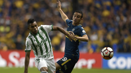 Boca Juniors perdió 2-0 ante Palmeiras y se complica en la Copa Libertadores