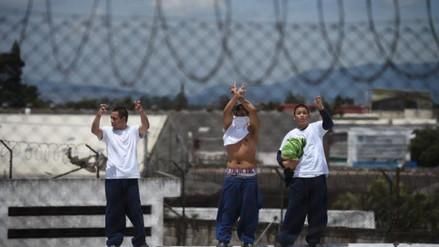 Al menos 5 fallecidos y 25 heridos tras una riña en una cárcel de Guatemala