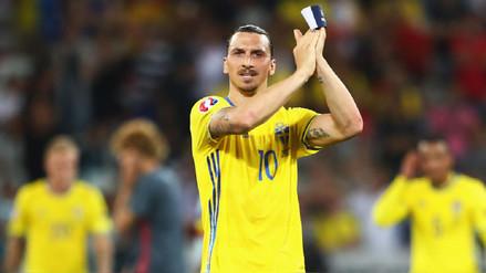 ¡Confirmado! Zlatan Ibrahimovic no estará en Rusia 2018
