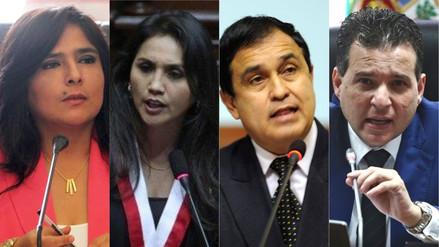 Reacciones tras el fallo a favor de revocar la prisión preventiva de Humala y Heredia