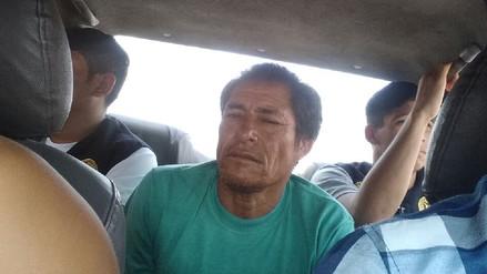 Presunto feminicida fue recapturado por la Policía en Trujillo