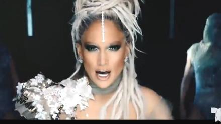 Jennifer López presentó un adelanto del videoclip de su canción