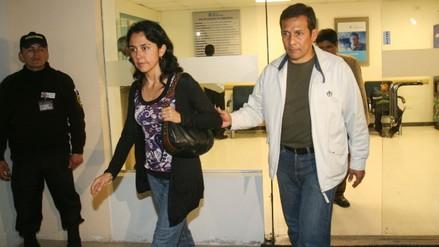 Tribunal Constitucional votará hoy el pedido de libertad de Humala y Heredia
