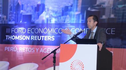 Ministro de Economía anuncia norma para acelerar ejecución de obras públicas