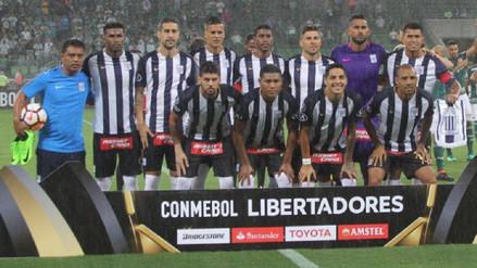 El once confirmado de Alianza Lima para enfrentar a Junior de Barranquilla