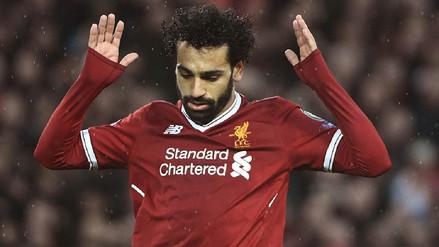 Liverpool fijó un precio por Mohamed Salah luego de su doblete ante Roma