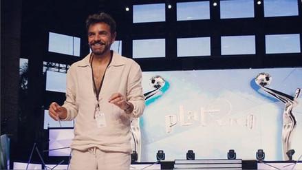 Eugenio Derbez: Así se prepara el mexicano para conducir los Premios Platino 2018