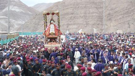 Festividad de la Virgen de Chapi en Arequipa congregará a 250 mil fieles