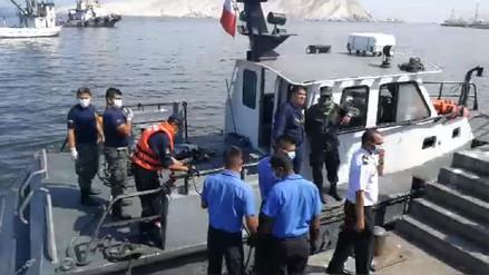 Encuentran otros dos cuerpos de los pescadores que naufragaron en el mar de Chimbote