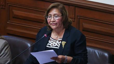 Choquehuanca: La normativa penal sobre el feminicidio tiene muchos vacíos legales