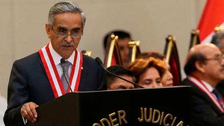 Rodríguez dijo que el TC no se pronunció por inocencia o culpabilidad de Humala y Heredia