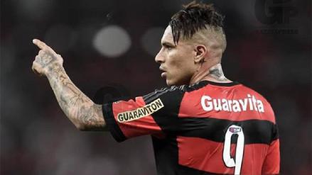 Paolo Guerrero le exige estas cosas a Flamengo para renovar su contrato