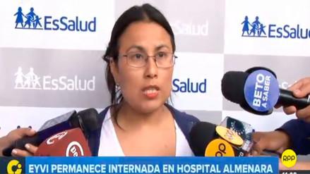 La familia de Eyvi Ágreda pidió la máxima pena para Carlos Hualpa y así evitar impunidad