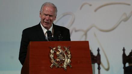 Expresidente de Guatemala Álvaro Arzú murió a los 72 años de un infarto