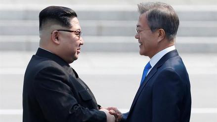 Las dos Coreas acordaron cooperar para alcanzar una