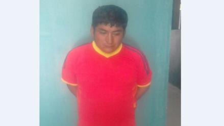 Chiclayo: cae uno de los más buscados por delito de violación sexual