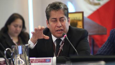 Espinosa-Saldaña: Sentencia a favor de Humala y Heredia no crea precedentes sobre prisión preventiva