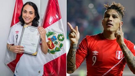Rusa se nacionalizó peruana y alentará a la Bicolor en el Mundial