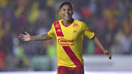 Raúl Ruidíaz anotó para Monarcas Morelia en un duelo clave para ir a la Liguilla