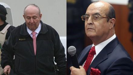Poder Judicial ratificó la condena de 22 años de prisión a Nicolás Hermoza y Vladimiro Montesinos