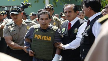 Carlos Hualpa Vacas será recluido en Piedras Gordas
