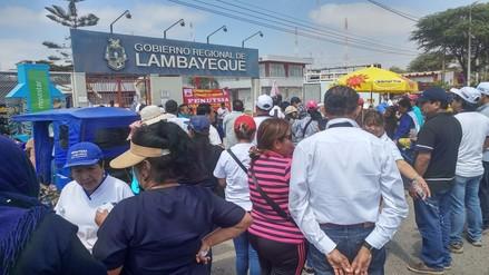 Trabajadores de Salud de Lambayeque acatarán huelga por sueldos