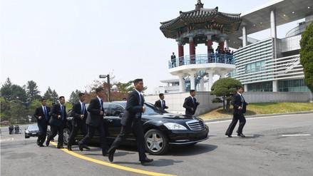 La complicada labor de ser escolta de Kim Jong-un