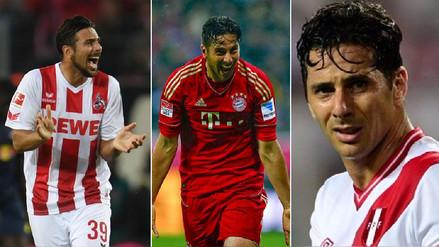 Claudio Pizarro y los ocho momentos que marcaron su carrera