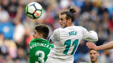 Mira las mejores imágenes del triunfo del Real Madrid sobre el Leganés