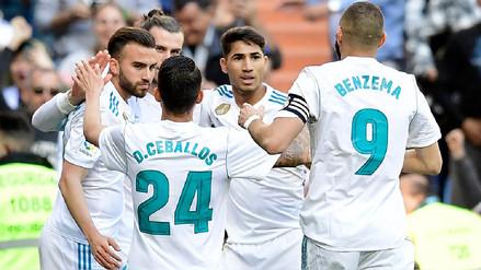 Real Madrid, con un equipo alterno, derrotó con lo justo al Leganés