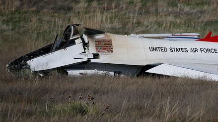 Alarma en el Pentágono por el aumento de accidentes de aviones militares