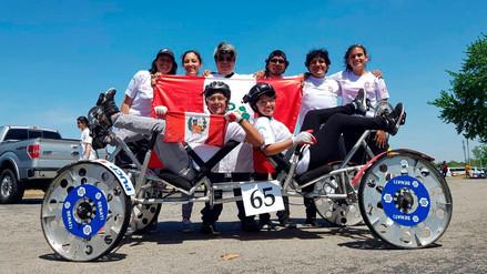 El proyecto peruano que triunfó en el Rover Challenge de la NASA