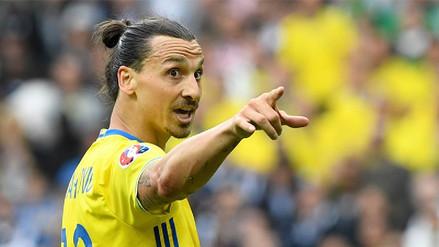 Zlatan Ibrahimovic respondió a la Federación de su país por dejarlo fuera del Mundial