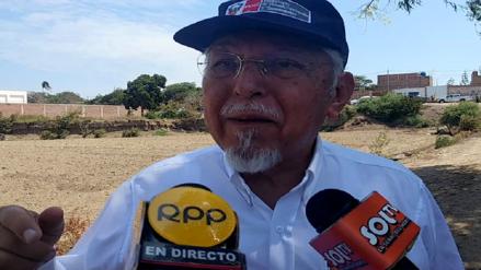 Ministro de Vivienda aseguró que protestas en Olmos no se justifican