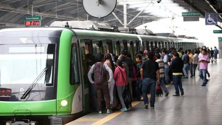 Dos estaciones del Metro de Lima serán suspendidas este domingo