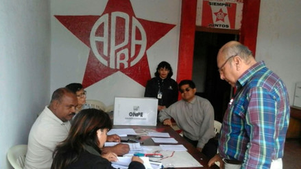 APRA participará de elecciones municipales a Lima con su símbolo y candidato propio