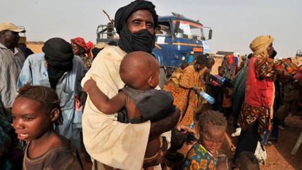 Más de 40 civiles muertos tras ataques de un grupo armado al norte de Mali