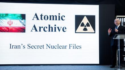 Israel asegura que Irán miente y tiene un programa nuclear secreto
