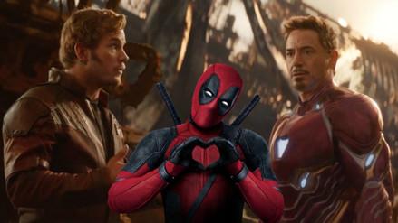 """Infinity War"": Deadpool se negó a formar parte de los Avengers"