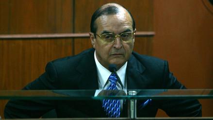 Poder Judicial elevó a 25 años de cárcel la condena contra Montesinos por desaparición de estudiantes